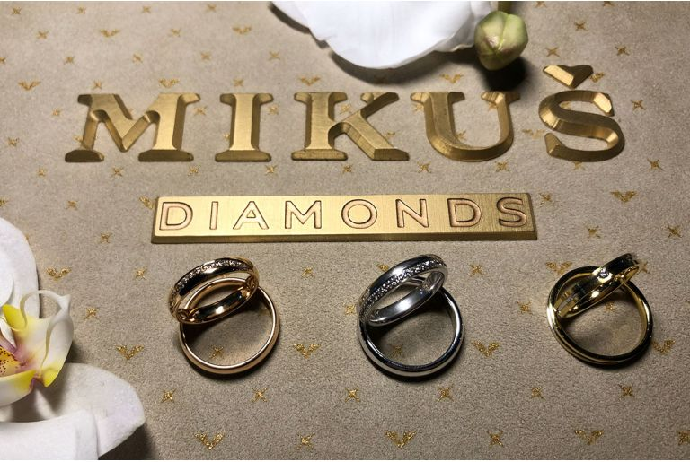 Mikuš Diamonds zažiaril na svadobnej výstave Perfect Wedding!